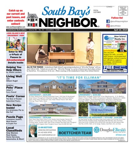 c5fc537e4 April 10, 2019 Lindenhurst North by South Bay's Neighbor Newspapers ...