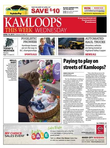 Kamloops This Week April 10, 2019 by KamloopsThisWeek issuu