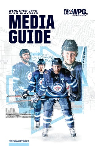 huge selection of 46088 7f8b8 Winnipeg Jets 2019 Playoff Media Guide by Winnipeg Jets - issuu