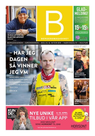 e01812e8 Bergensmagasinet nr 7 | 2019 by Molvik - issuu