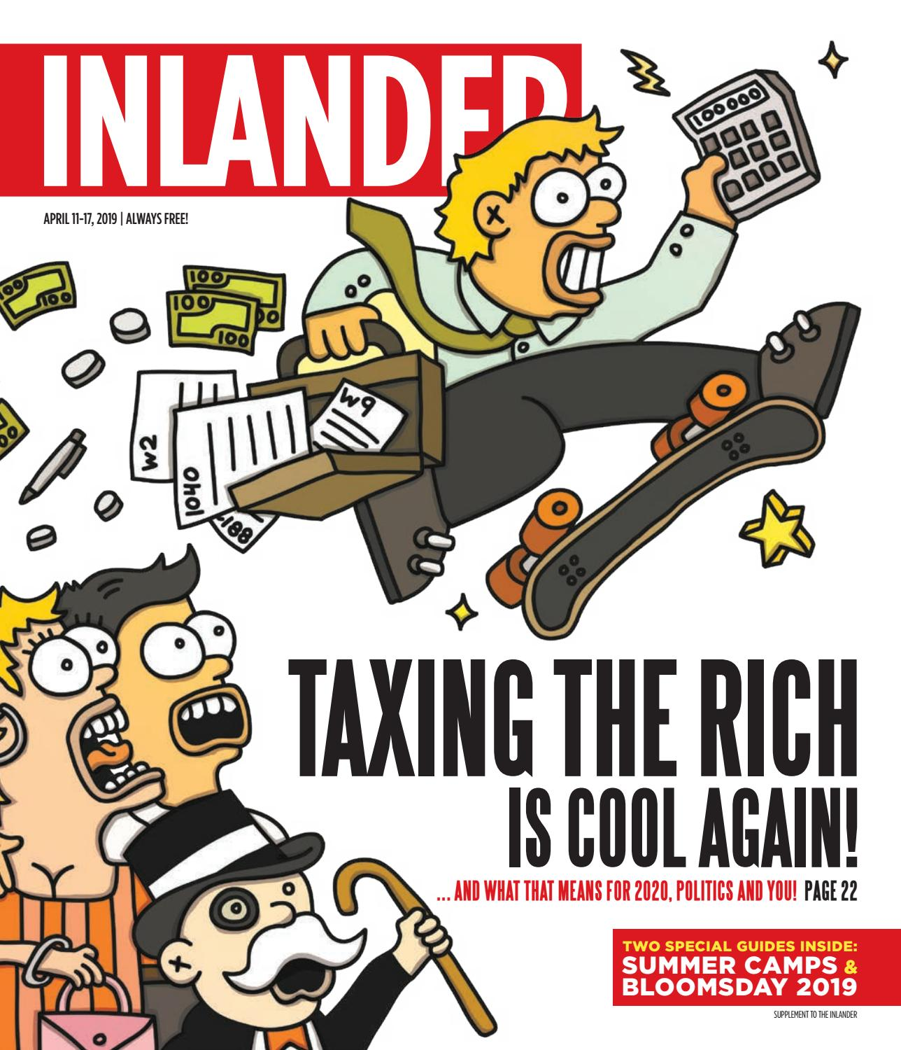 Inlander 04 11 2019 By The Inlander Issuu