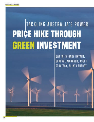 Page 20 of Tackling Australia's Power Price Hike Through Green Investment