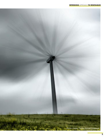 Page 3 of Australian Miners' Refreshing Approach to Renewables