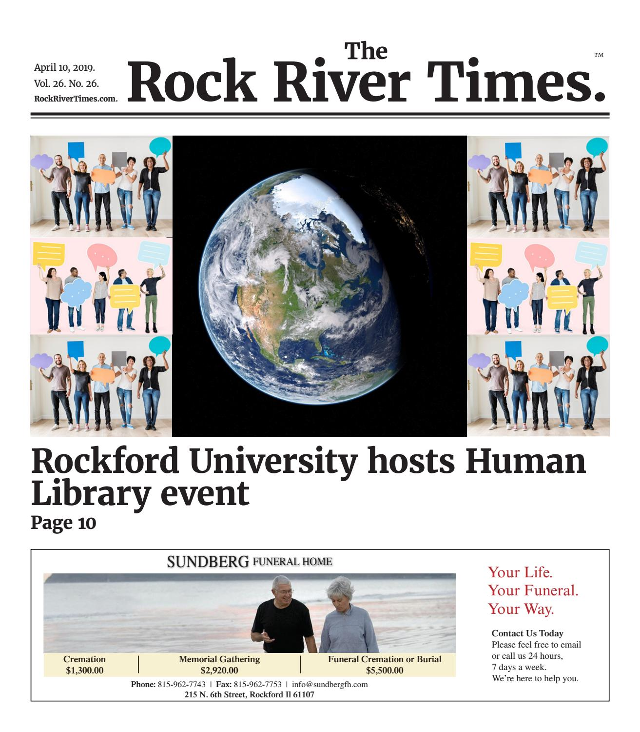 The Rock River Times April 10 2019 By Rock River Times Issuu