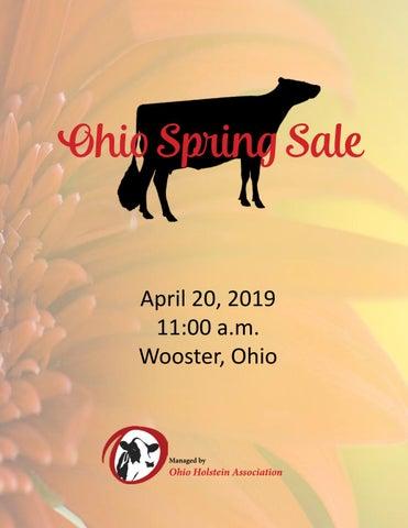 Ohio Spring Sale
