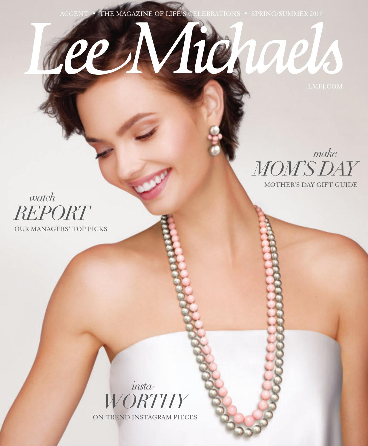 fead0fe79 Lee Michaels: Spring/Summer 2019 by Wainscot Media - issuu