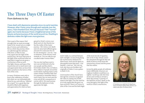 Page 32 of The Three Days Of Easter