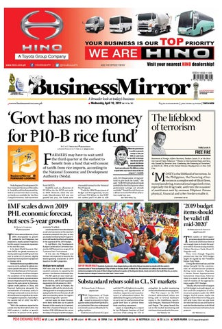 Businessmirror April 10 2019