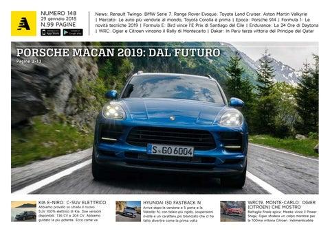2014 + Protezioni cromate per portiera per Macan