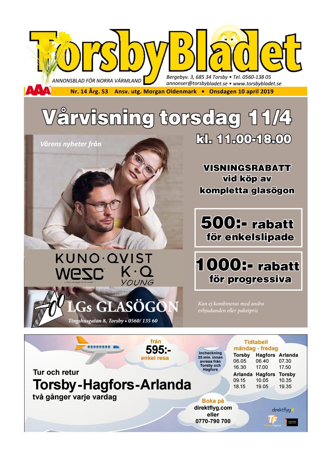 Nr. 21 rg. 52 Ansv. utg. Morgan Oldenmark Tisdagen 5 juni