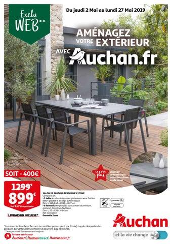 Tract exclu web - 2 mai au 27 mai 2019 by Auchan Saint-Omer ...