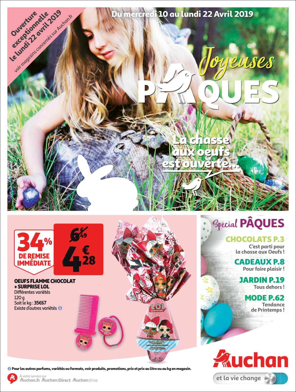By Saint Avril Auchan Tract 22 Issuu 10 2019 Au Omer iPkXZOu
