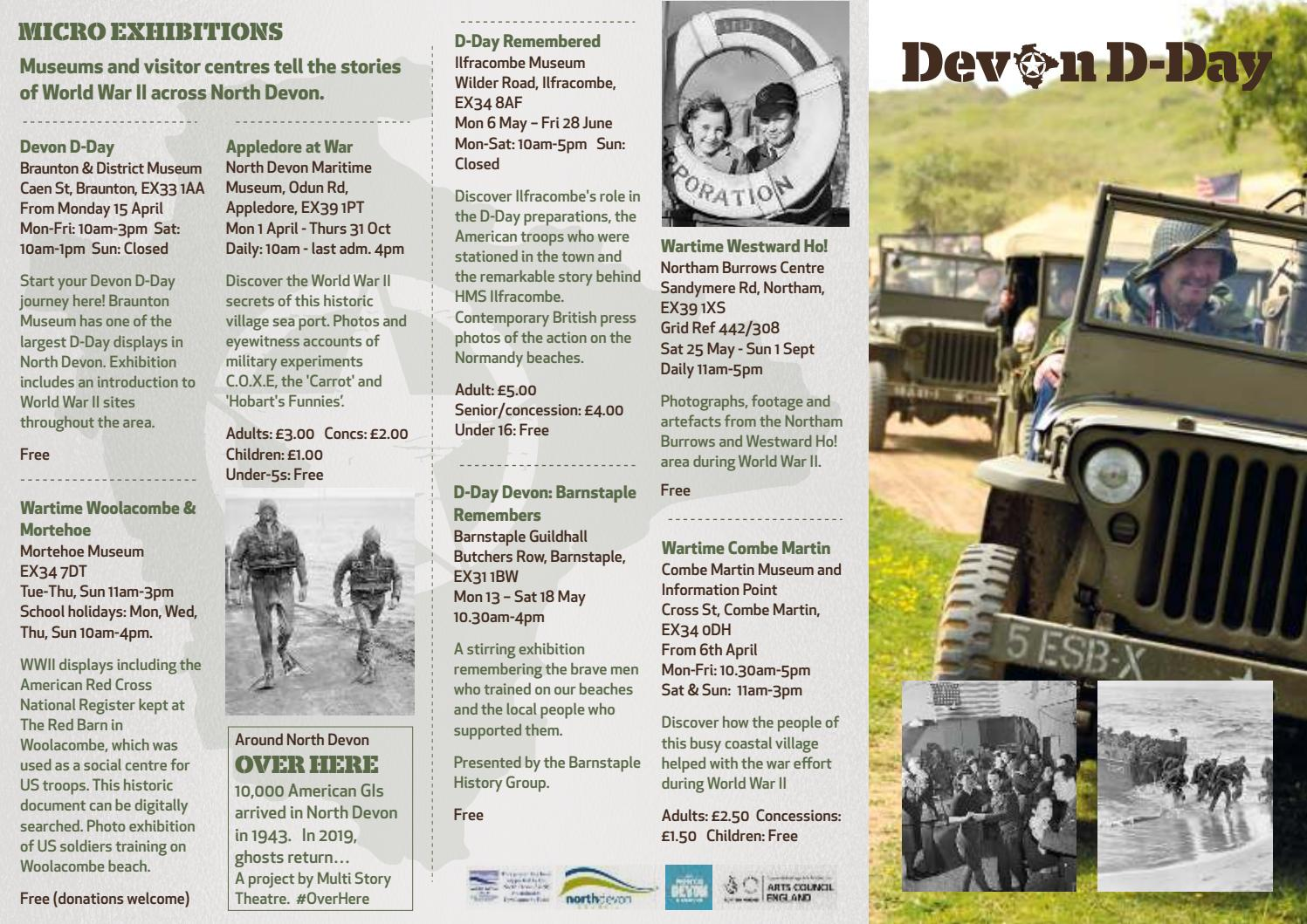 Devon D-Day What's On by Tina Veater - issuu