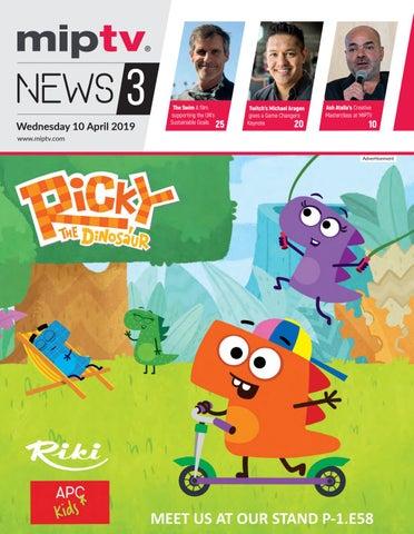 MIPTV 2019 NEWS 3 by MIPMarkets - issuu