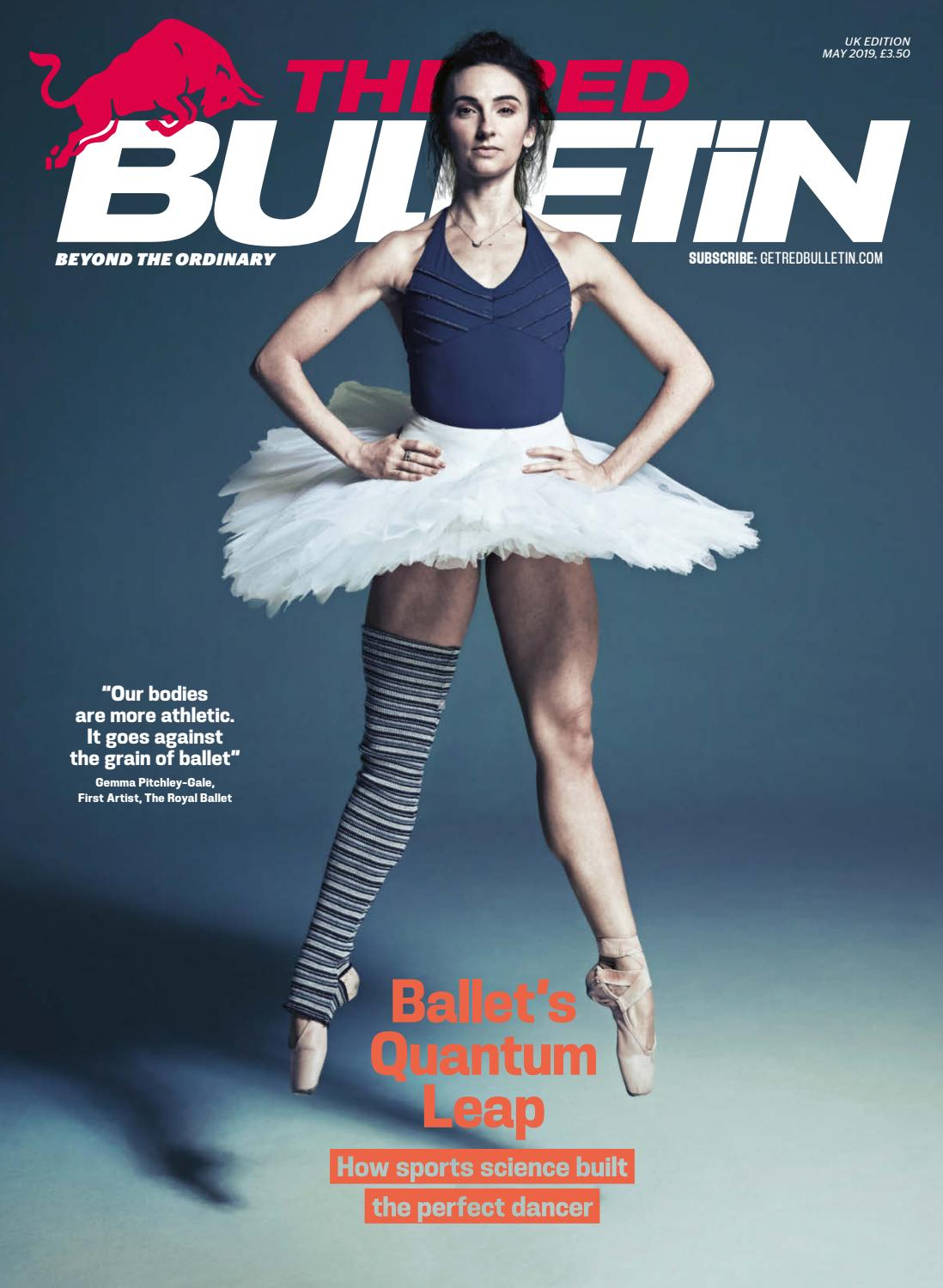 b07569b831 The Red Bulletin UK 05/19 by Red Bull Media House - issuu