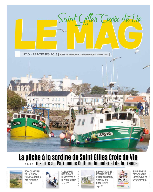 Clic Saint Gilles Croix De Vie saint gilles croix de vie le mag - numéro 20 - printemps