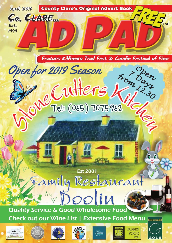 County Clare Events Calendar 2014