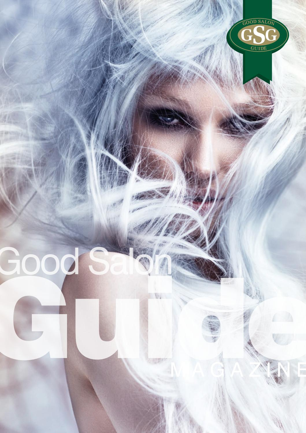 the latest 269e0 d8da2 Good Salon Guide Spring/Summer 2019 Magazine by Good Salon ...