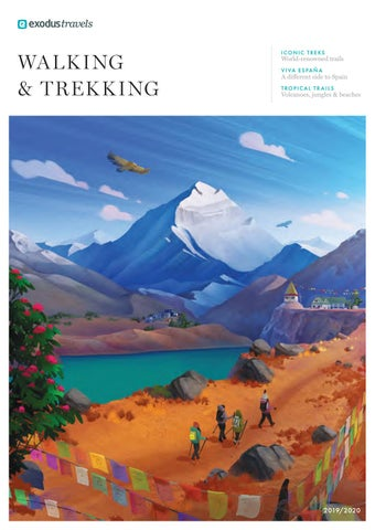 Exodus Walking By Travel Designers Issuu