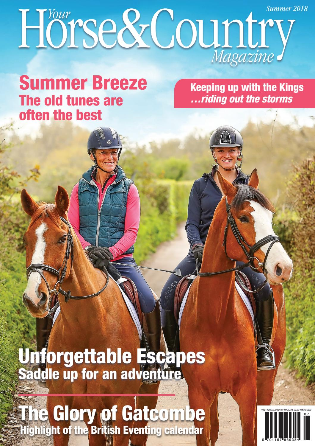 Your Horse & Country Magazine by yourhorseandcountry - issuu