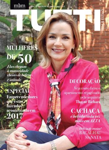 8a74ee8d51 Revista Tutti Vida   Estilo - 28ª Edição - Mai