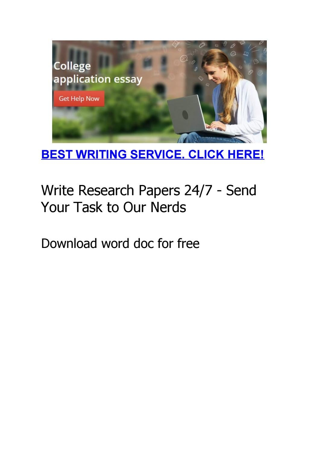 term paper writers needed by writetips - issuu