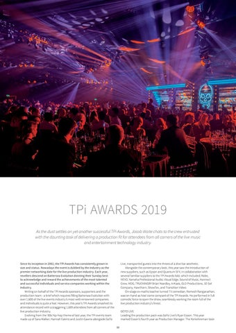 Page 30 of TPi Awards