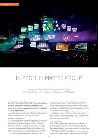 Page 78 of In Profile: Protec Group