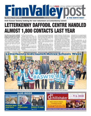 Thursday 11 April 2019 by River Media Newspapers - issuu
