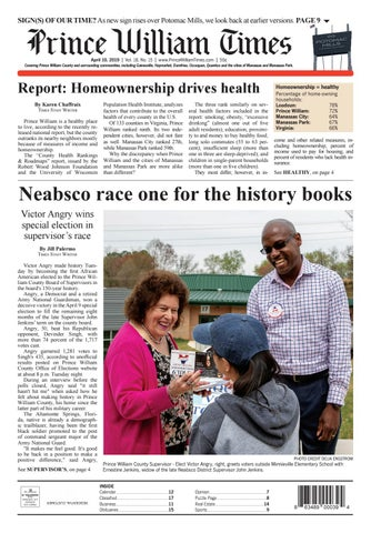 Prince William Times 4/10/19 by Fauquier Times - issuu