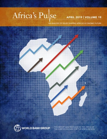 Africa's Pulse, No  19, April 2019 by World Bank Group