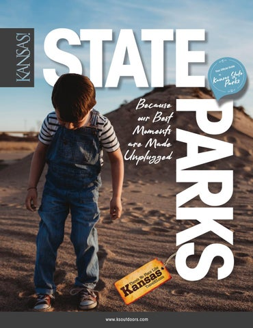 Kansas State Parks Guide By Kansas Department Of Wildlife Parks Tourism Issuu