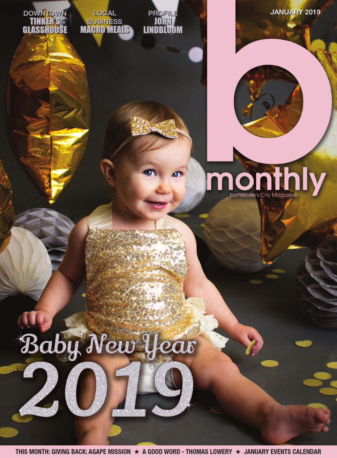 bMonthly January 2019 by b Monthly Magazine - issuu