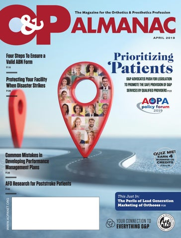 April 2019 O&P Almanac by AOPA - issuu
