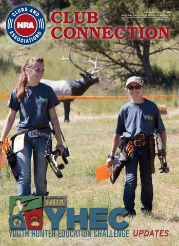 NRA Sports Magazine - Spring 2013 by NRA Clubs - issuu