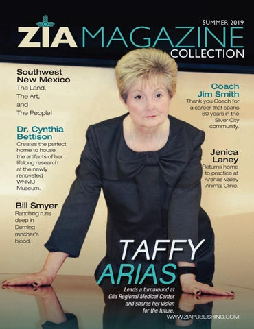 Zia Magazine Collection Summer 2019 By Zia Publishing Issuu