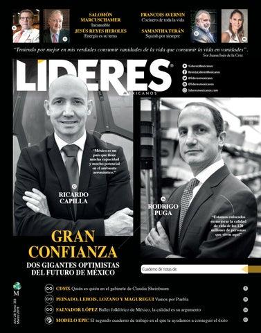 795620876bd4 Líderes Mexicanos 333 Marzo 2019 by facebooklideresmexicanos - issuu