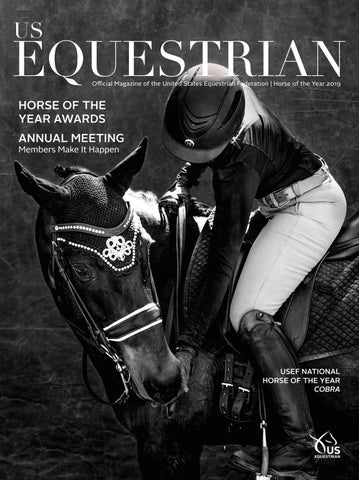 d3373312bd US Equestrian Magazine by United States Equestrian Federation, Inc ...