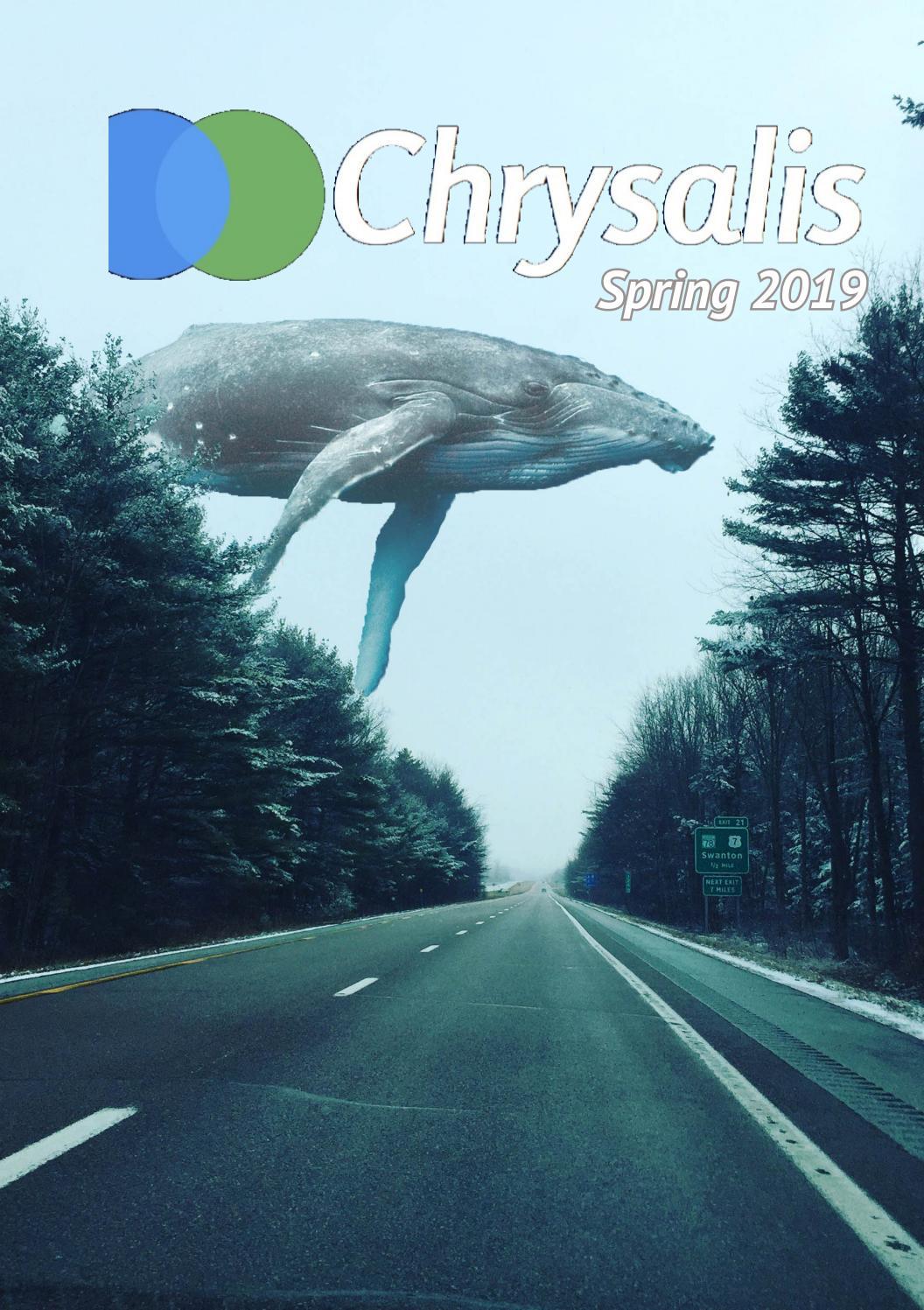 Chrysalis Spring 2019 Issue by International Development