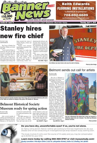 Banner-News 4-11-19 by Community First Media - issuu