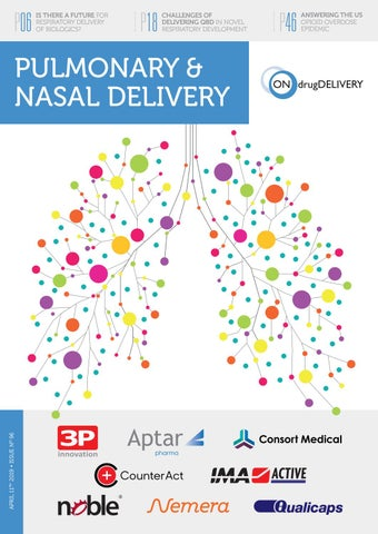 Pulmonary & Nasal Delivery - ONdrugDelivery - Issue 96