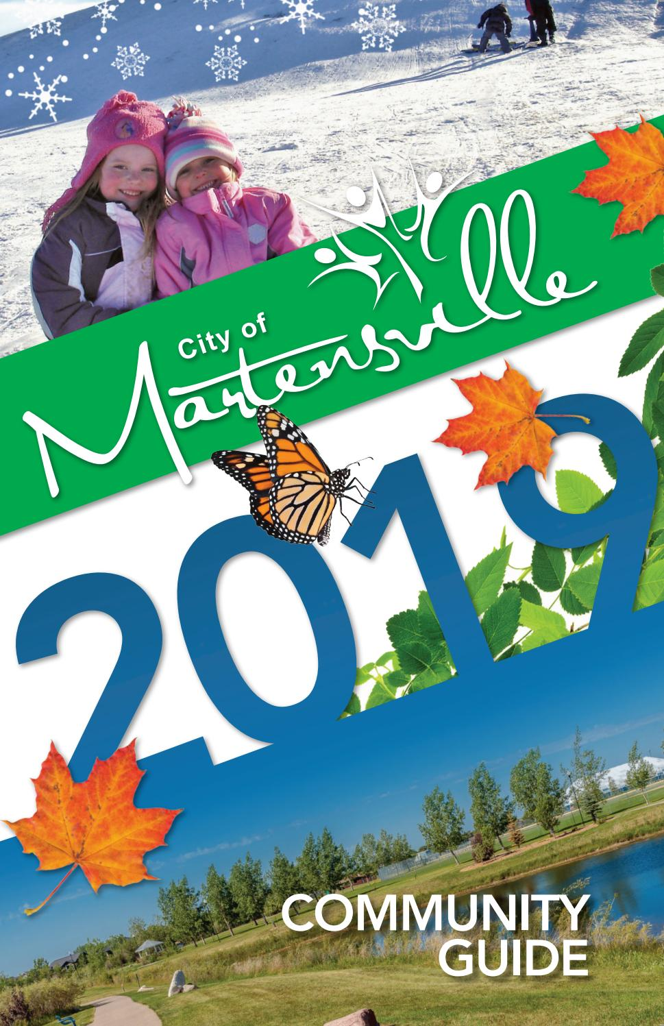 2019 Guide to Martensville by Martensville Messenger - issuu