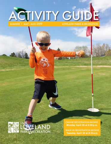 96f590417a Loveland Parks & Rec 2019 Activity Guide by Loveland Parks and ...