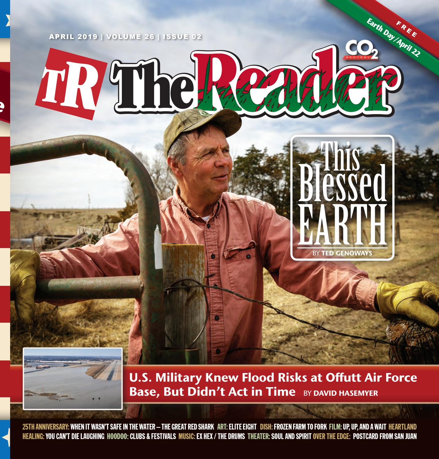 2b24ee1e00 The Reader April 2019 by PioneerMedia.Me - issuu