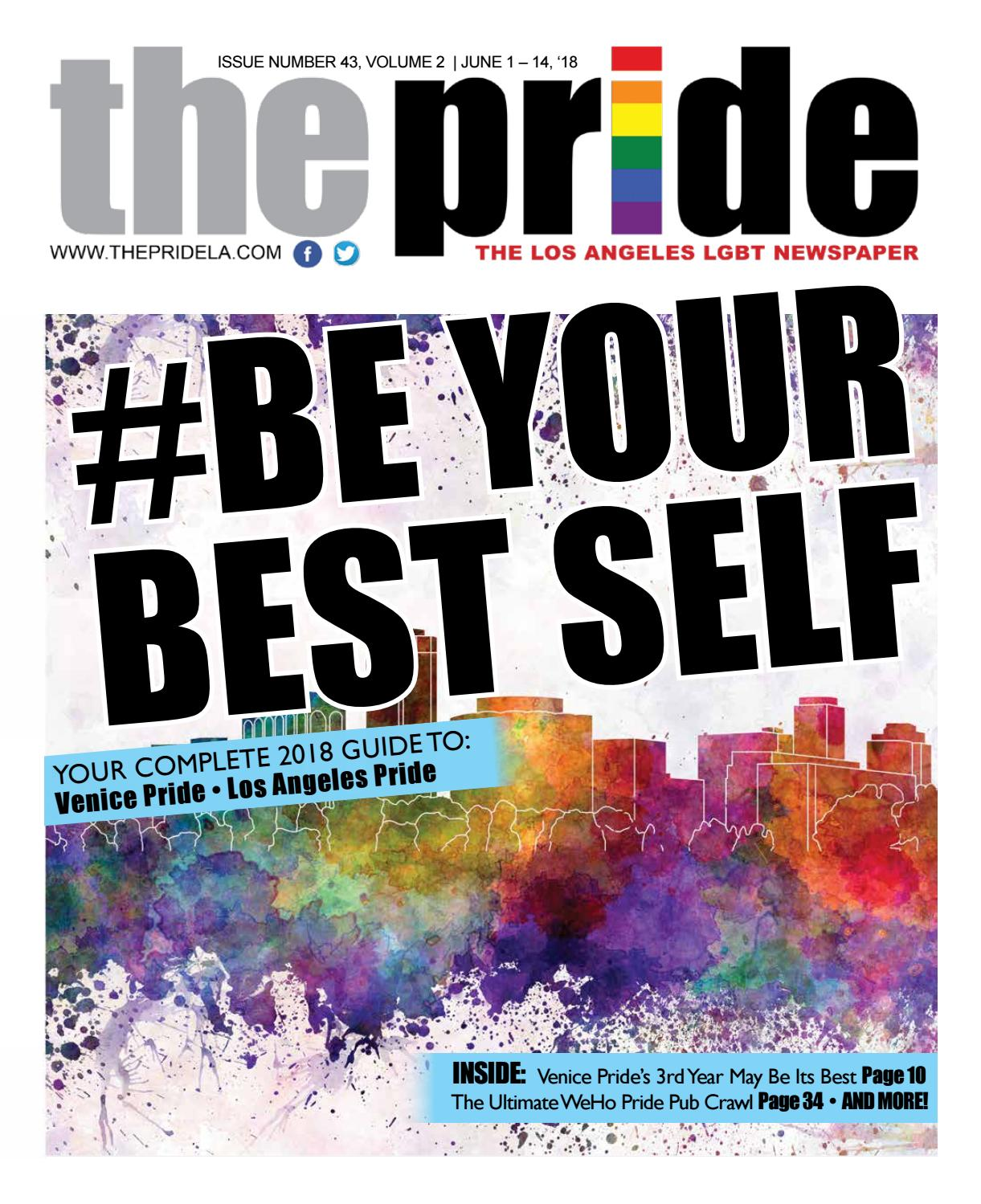 The Pride L A  6 1 19 -- SPECIAL ISSUE by THE PRIDE LOS