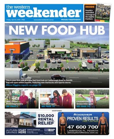 b5459fbaaec Western Weekender April 12 by Western Sydney Publishing Group - issuu