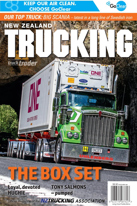 New Zealand Trucking April 2019 by NZTrucking - issuu