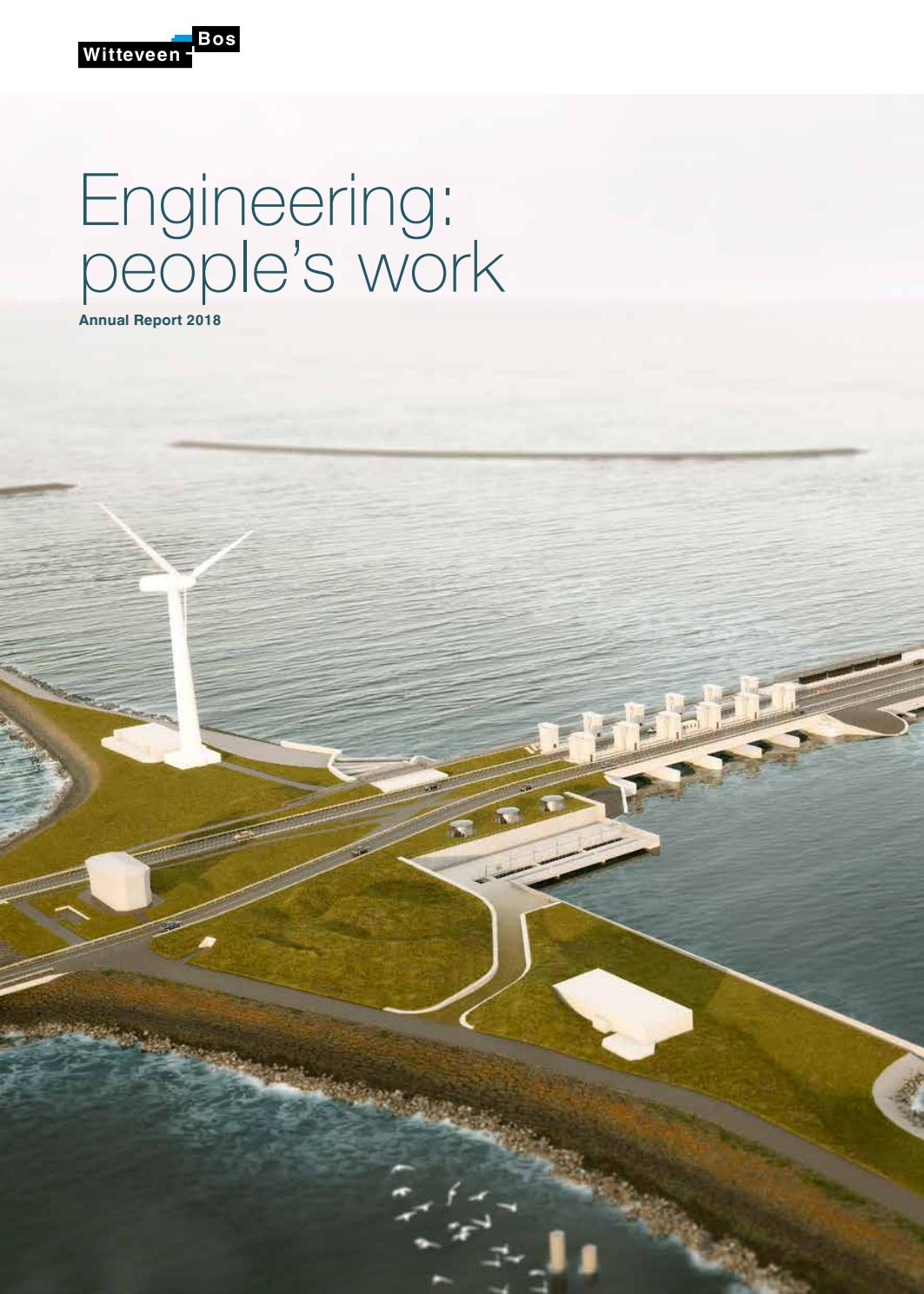 Witteveen+Bos Annual Report 2018 by Witteveen+Bos - issuu
