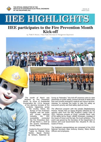 Volume III March 2019 issue by itofficer iiee - issuu