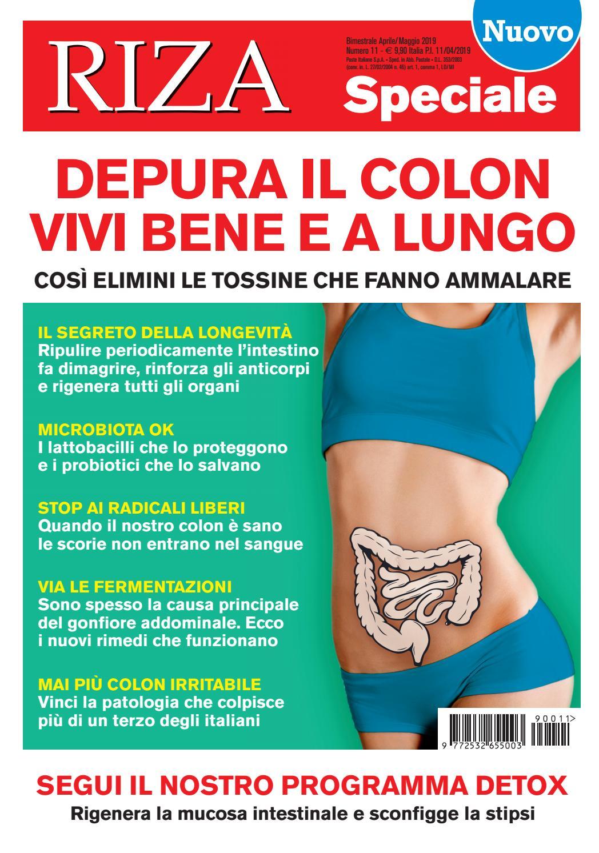 perdita di peso nella dieta dellintestino pulito